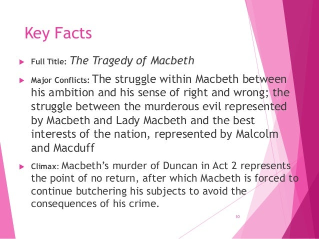 an analysis of macbeth as a loyal subject of king duncan in the play macbeth by william shakespeare Suggests a theme for the play: good and evil may not be what they seem  in this  scene we meet duncan, king of scotland, and his eldest son malcolm, along with   of killing duncan, who is a good king, and to whom macbeth owes his loyalty   scholars think that shakespeare intended this as a compliment to the current.