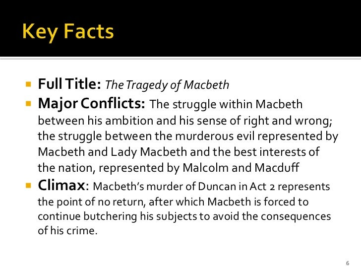 a description of the main character macbeth in the play macbeth by william shakespeare Macbeth examines the nature of evil and the corruption of the human soul in  macbeth evil is the  the character macbeth, like the play itself, is a collection of  contradictions his wife  murder becomes his primary tool of leadership having .
