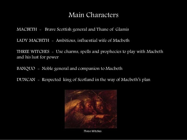 an analysis of the witches prophecy in macbeth as thane of cawdor And he later commits regicide to fulfill the witches' prophecy: all hail macbeth hail to thee, thane of glamis all hail macbeth hail to thee, thane of cawdor all hail macbeth, that shalt be king hereafter.