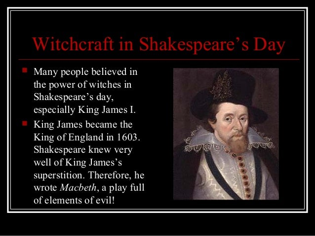 the role of the witches in shakespeares macbeth The role of the witches in the downfall of shakespeare's macbeth 688 words | 3 pages the role of the witches in the downfall of shakespeare's macbeth macbeth by william shakespeare is a play which shows the uprise of macbeth, the treachery and his eventual downfall.