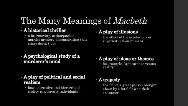 macbeth social and historical context