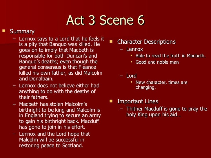 a summary of act 2 scene i of the play macbeth She says: a little water clears us of this deed (2265), and tells macbeth to go and put his nightgown on so no one will suspect them lady macbeth is calm she identifies the mysterious knocking as someone at the south entrance.