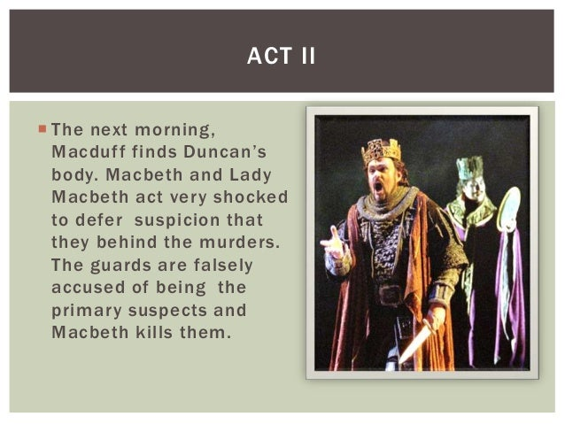 macbeth failure king In other words, killing duncan and making macbeth king has done nothing to bring her the joy she wished for later in the play, it becomes clear that the apparition's prediction is setting macbeth up for failure because it seems to say that he is invincible after all.