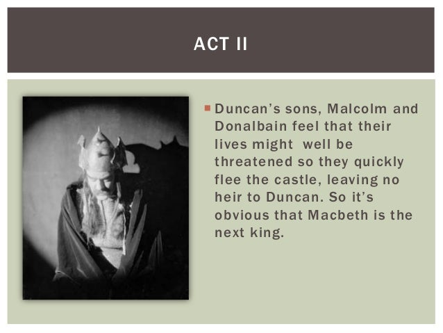 Macbeth failure king