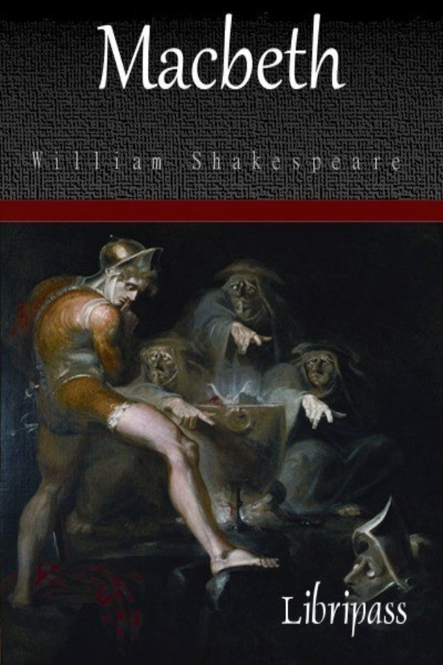 research macbeth by shakespeare