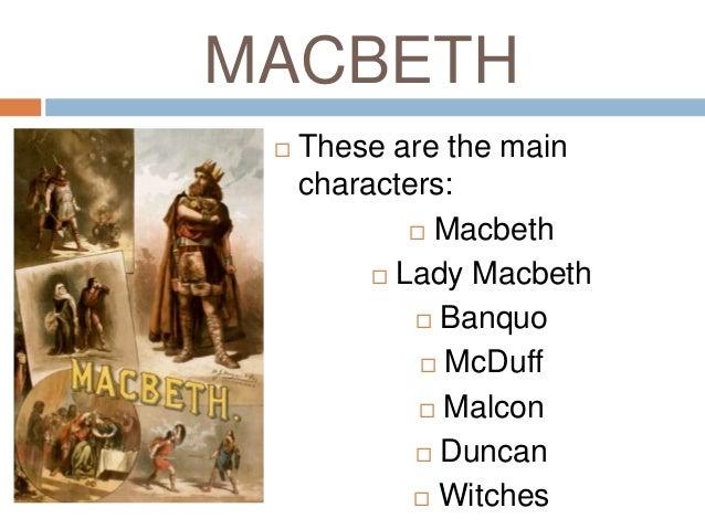 ImageSpace - Macbeth Shakespeare Characters | gmispace com