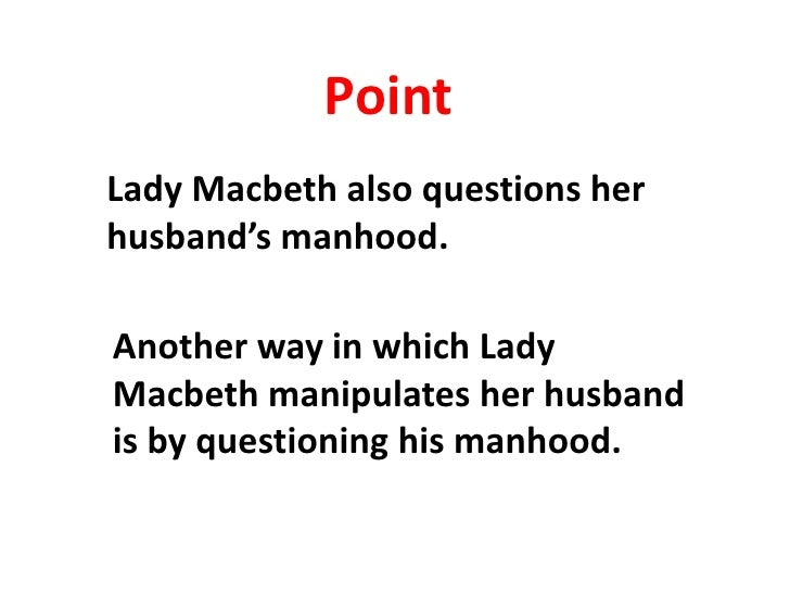 macbeth actscene essay guide  10 point <br >lady macbeth