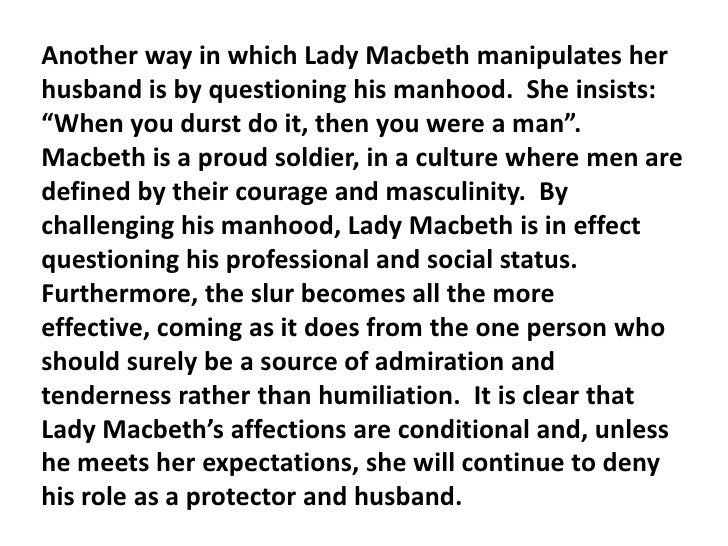 macbeth actscene essay guide he lives in a society where status is defined by strength