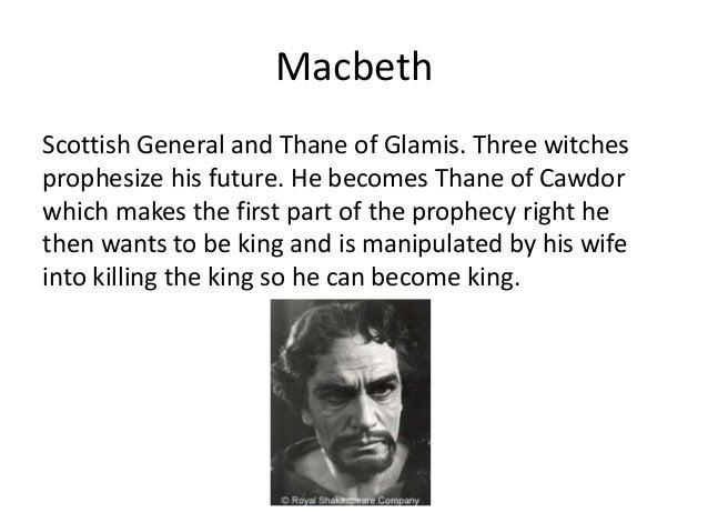 Macbeth - Tragic Hero