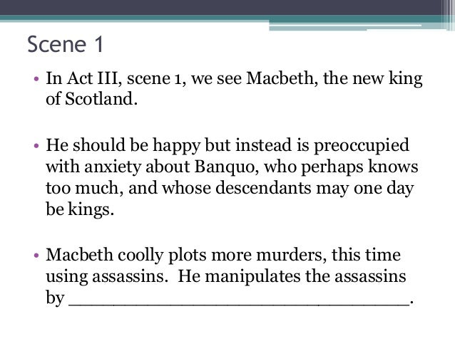 Macbeth Sparknotes – HD Wallpapers