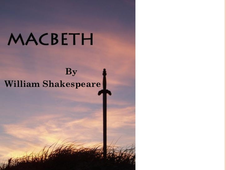an analysis of act i of william shakespeares macbeth Analysis of lady macbeth in william analysis of lady macbeth in william shakespeare's macbeth we find her concern for macbeth again in act iii.