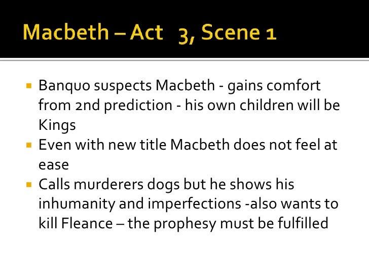 Macbeth Act Three - CAP Lesson