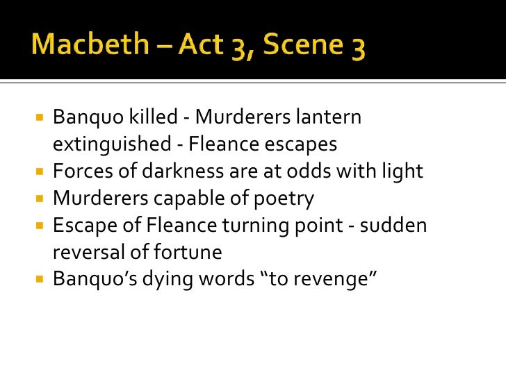 macbeth act 5 summary