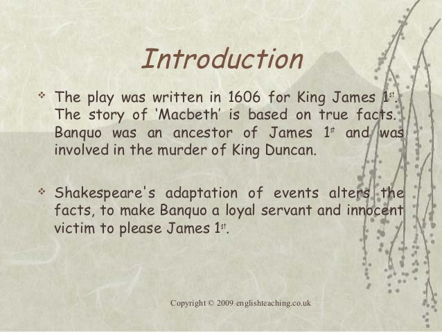 SparkNotes Macbeth Key Facts 6245437 - orino info