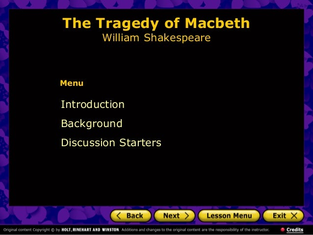 An analysis of othello a tragedy by william shakespeare