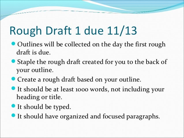 Custom writing essay service draft