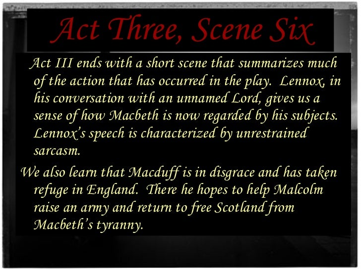 Macbeth essay on power