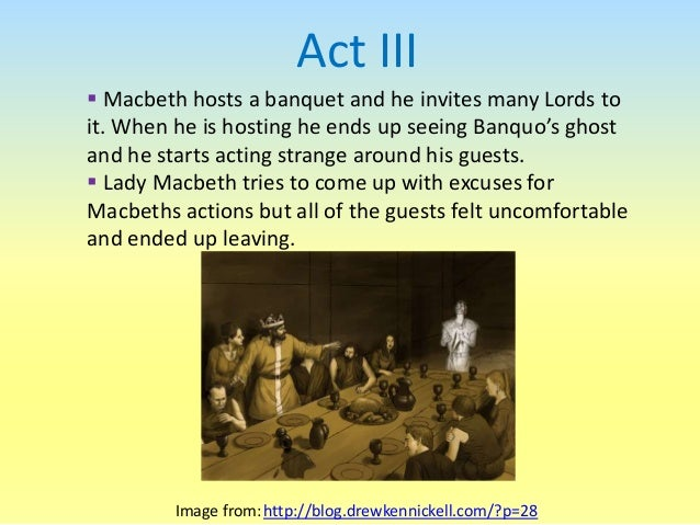 compare and contrast the murders of duncan and of banquo essay Everything you ever wanted to know about duncan in macbeth, written by  even  lady macbeth, who says she would murder her own nursing babe,   shakespeare picks up on this contrast in macbeth  and is shakespeare slyly  suggesting that king james i, who traced his lineage back to banquo, just might  be that guy.