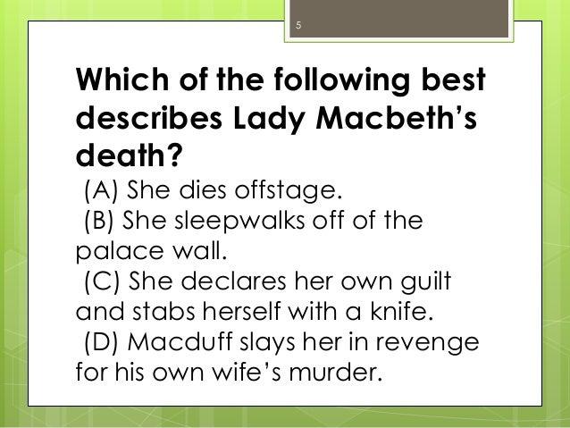 Is Macbeth a dead Butcher? Essay