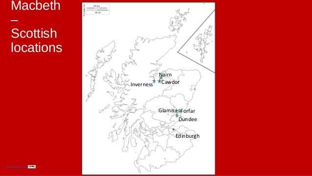 Macbeth Scottish Locations