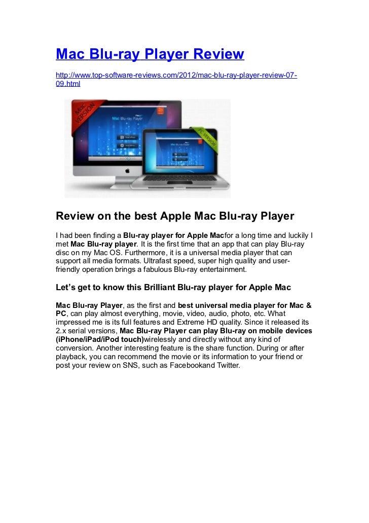 Avi player for mac