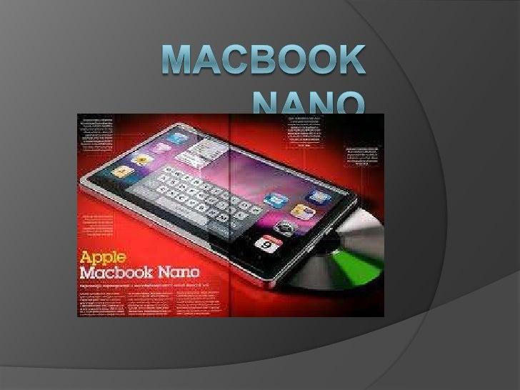 MAcbook NANO<br />