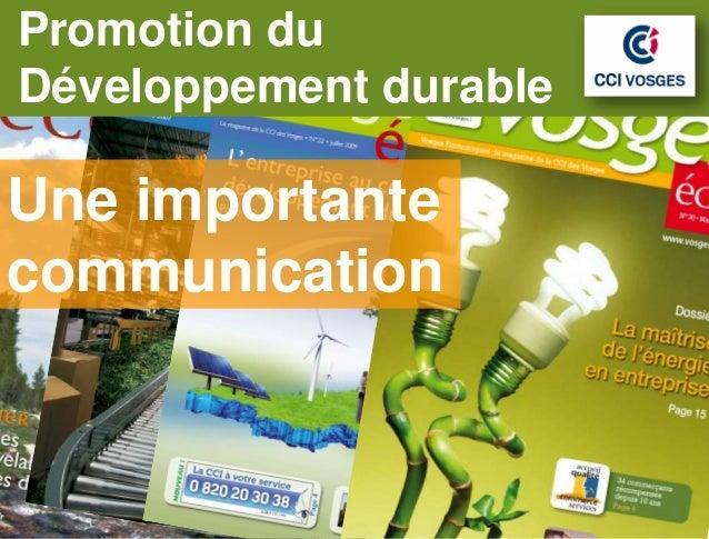 Économies DD communicationd'énergie                Des actions                 concrètes