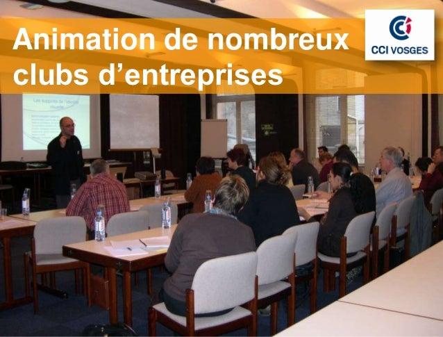 La promotion des Vosgesà l'extérieur du département              Club Com' Vosges              accueils presse