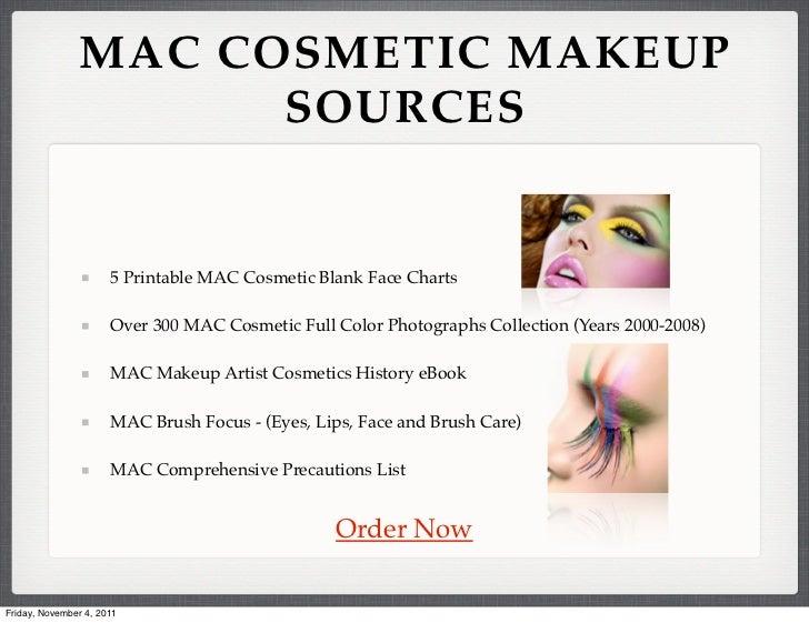 Mac Cosmetics Training Manual