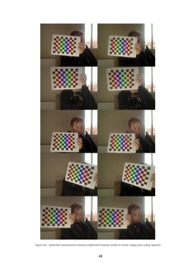 3-Dimensional Facial Model Creation Using Stereoscopic