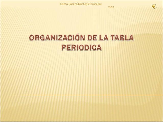 Valeria Sabrina Machado Fernandez                                    TICS