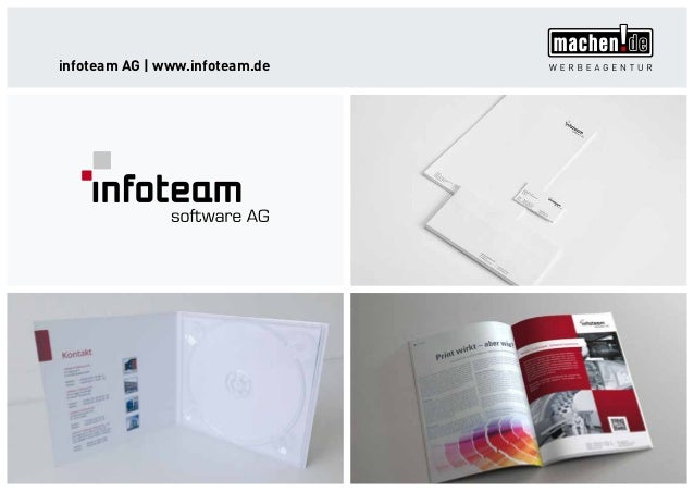infoteam AG   www.infoteam.de
