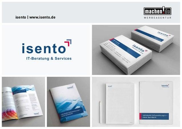 isento   www.isento.de
