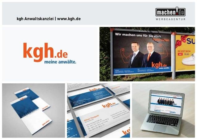 kgh Anwaltskanzlei   www.kgh.de