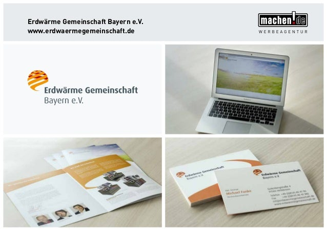 Erdwärme Gemeinschaft Bayern e.V. www.erdwaermegemeinschaft.de