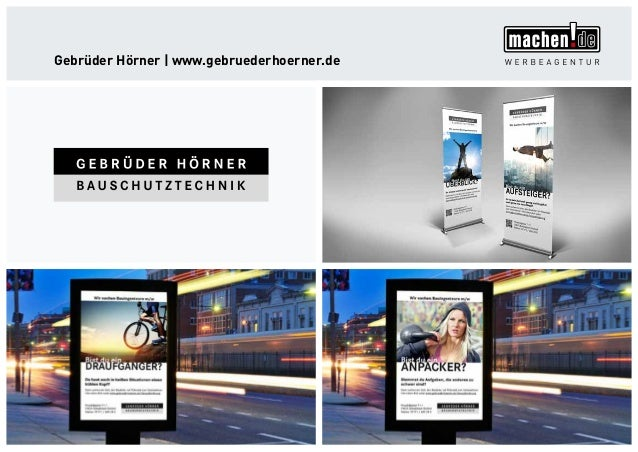 Gebrüder Hörner   www.gebruederhoerner.de