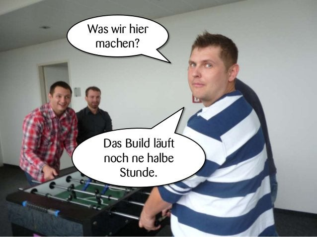 Keine Isolation langsamer KomponentenMacheten für den Testdschungel | heg   8. Oktober 2012   Folie 18   © Zühlke 2012