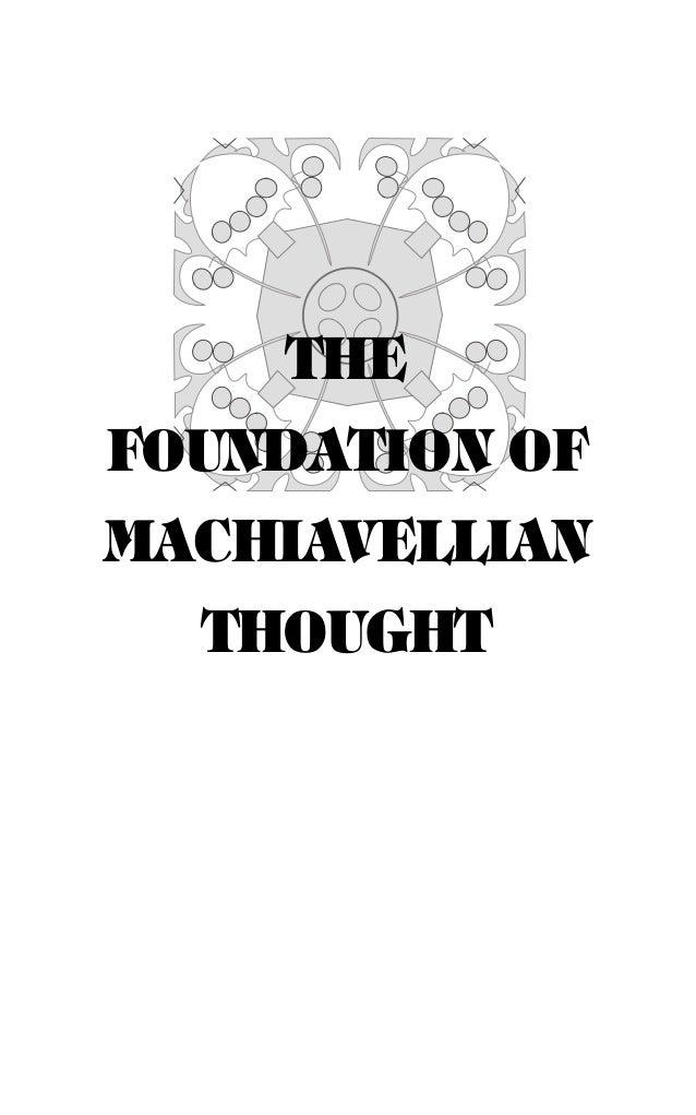 Machiavelli for Moral People by Pavan Choudary