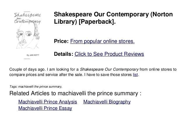 the prince machiavelli pdf
