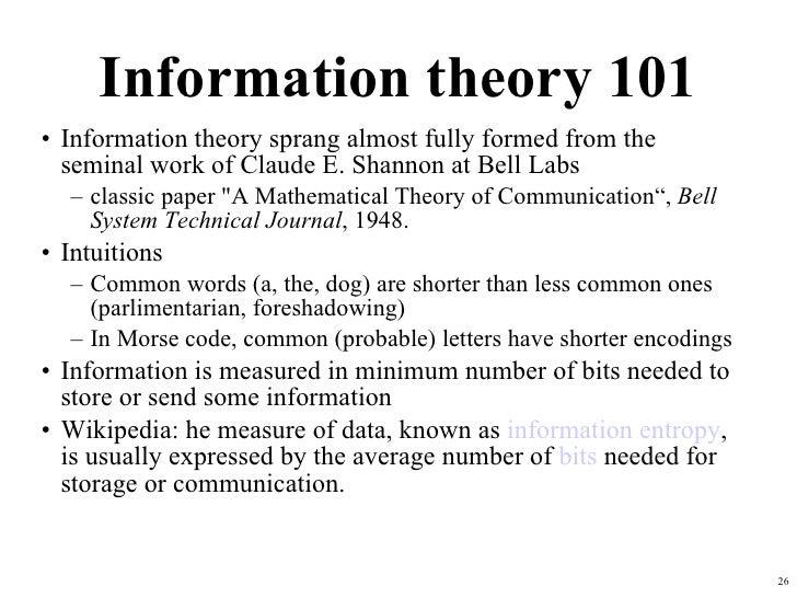 Communication theory - Wikipedia