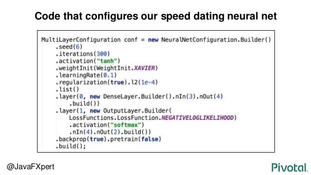 speed dating dataset Search the world's information, including webpages, images, videos and more google has many special features to help you find exactly what you're looking for.
