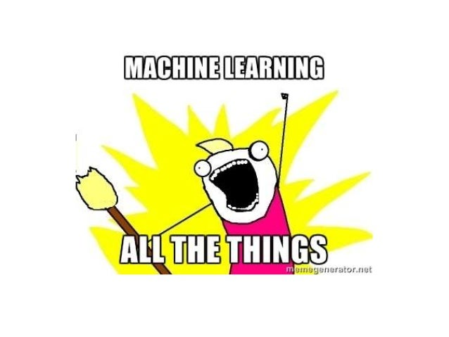 Machine Learning for Modern Developers