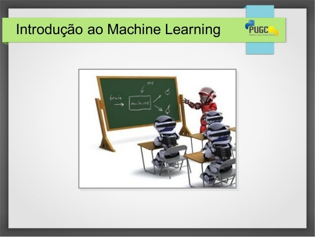 Introdução ao Machine Learning