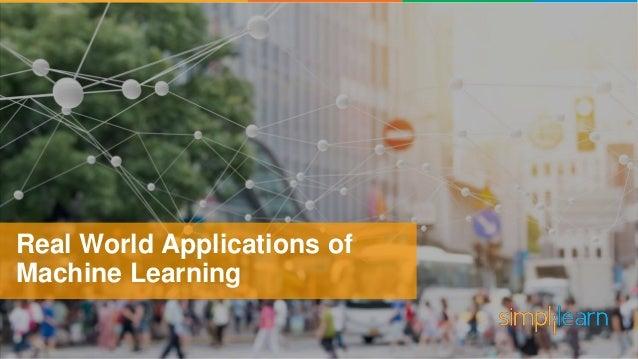 Machine Learning Algorithms | Machine Learning Tutorial