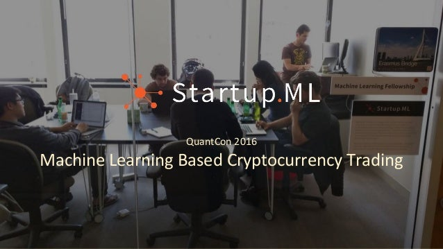 Machine Learning Based Cryptocurrency Trading by Arshak