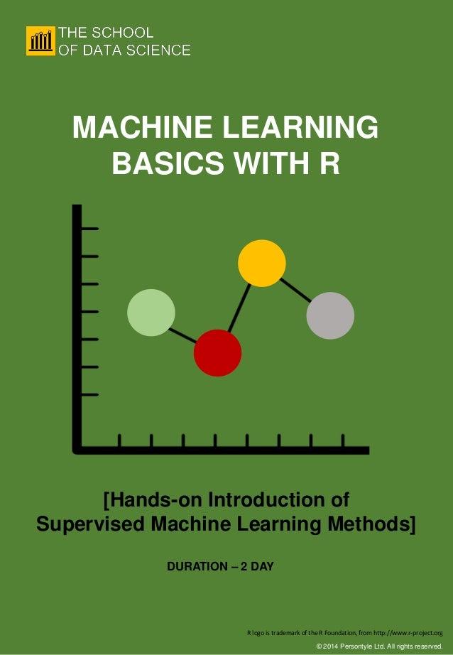 machine learning basics
