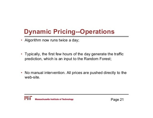 pricing and revenue optimization solution manual pdf
