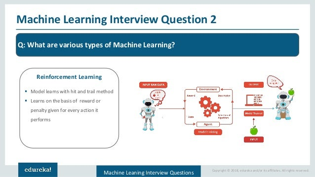 Machine Learning Interview Questions and Answers   Machine ...
