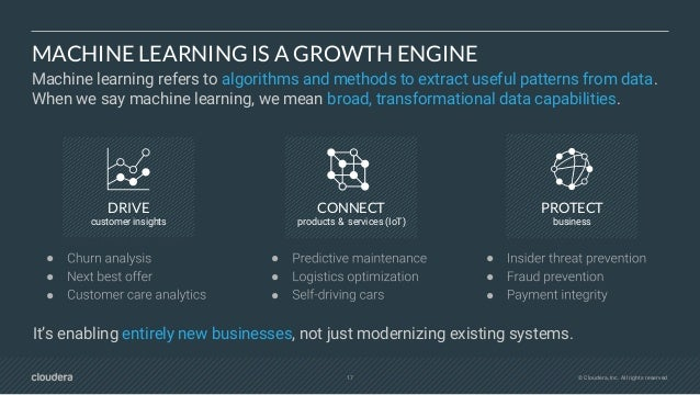 19 © Cloudera, Inc. All rights reserved. ENTERPRISE-GRADE AI OPERATIONS WHETHER YOU ARE A FORTUNE 100 OR A STARTUP SECURIT...