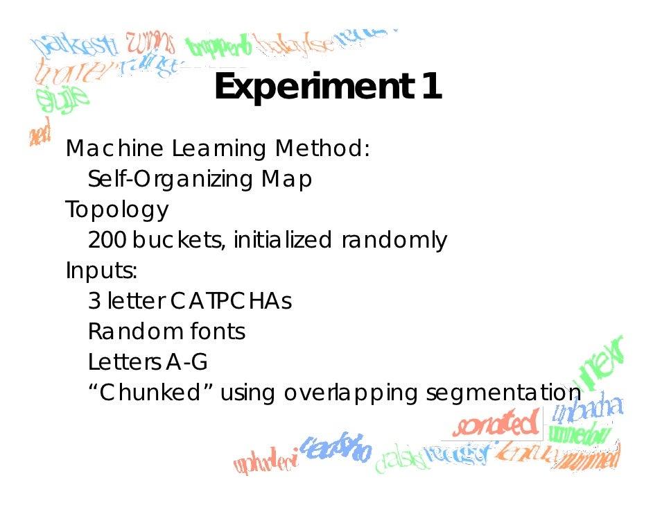 machine learning method